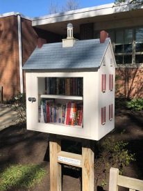'Little Free Libraries' in Doylestown, Pennsylvania, USA, by Karen Greenhaus